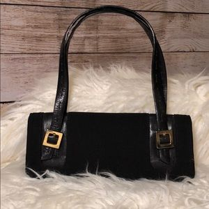Emanuel Ungaro Structured Handbag